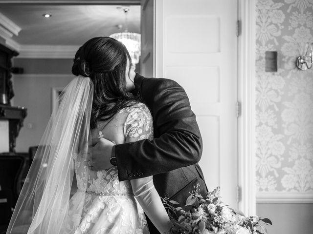 Sofiane and Shenaz's Wedding in Hatfield, Hertfordshire 20