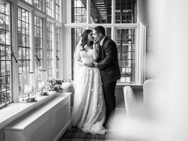 Sofiane and Shenaz's Wedding in Hatfield, Hertfordshire 22
