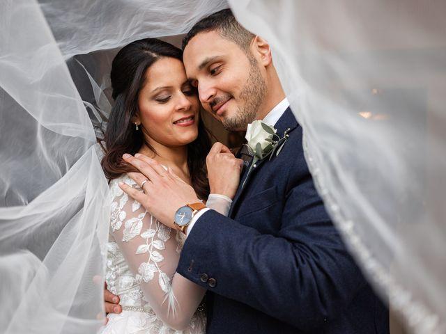 Sofiane and Shenaz's Wedding in Hatfield, Hertfordshire 1