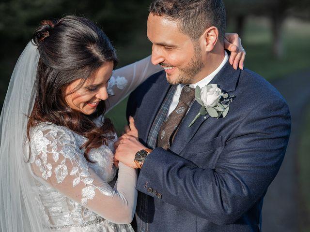 Shenaz & Sofiane's wedding