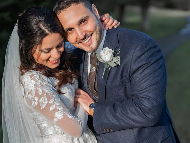 Sofiane and Shenaz's Wedding in Hatfield, Hertfordshire 27