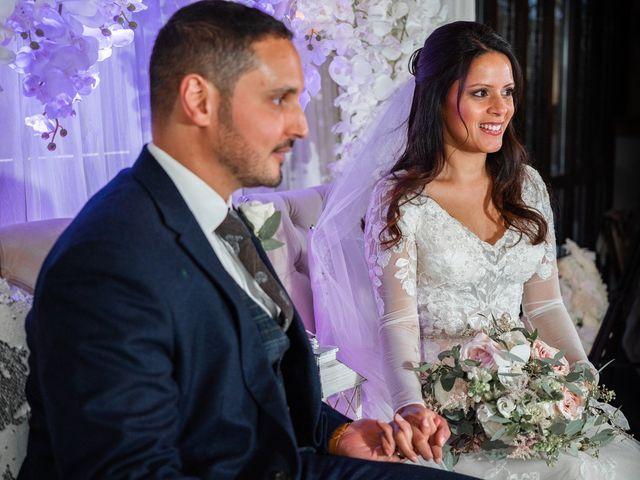 Sofiane and Shenaz's Wedding in Hatfield, Hertfordshire 32