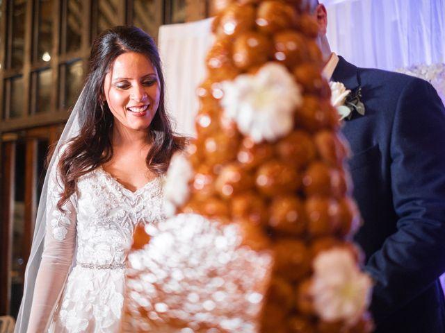 Sofiane and Shenaz's Wedding in Hatfield, Hertfordshire 36
