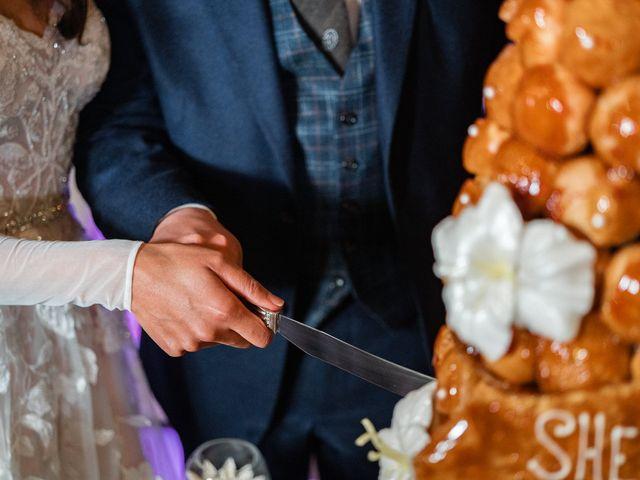 Sofiane and Shenaz's Wedding in Hatfield, Hertfordshire 37