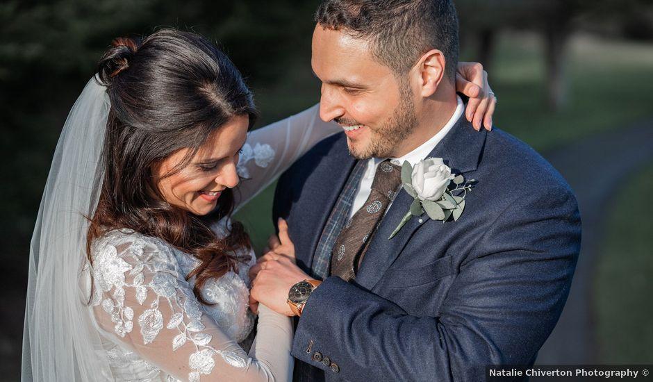 Sofiane and Shenaz's Wedding in Hatfield, Hertfordshire
