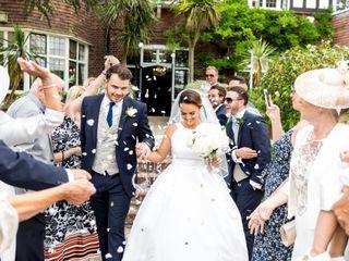 Molly & Liam's wedding