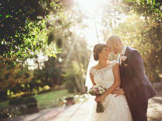 Andrew & Aimee's wedding