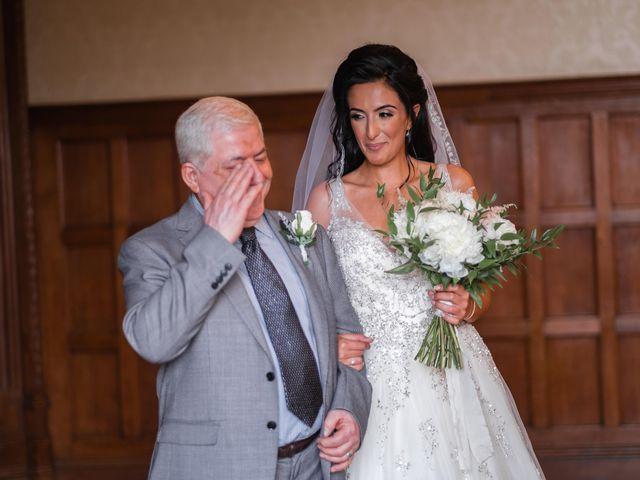 Sammi and Nina's Wedding in Alton, Hampshire 24