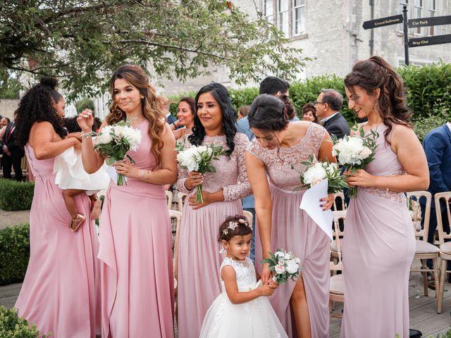 Sammi and Nina's Wedding in Alton, Hampshire 27