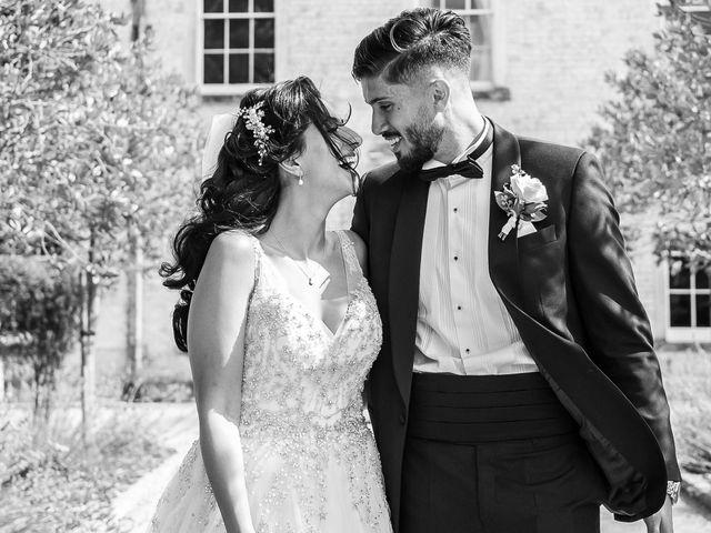 Sammi and Nina's Wedding in Alton, Hampshire 32