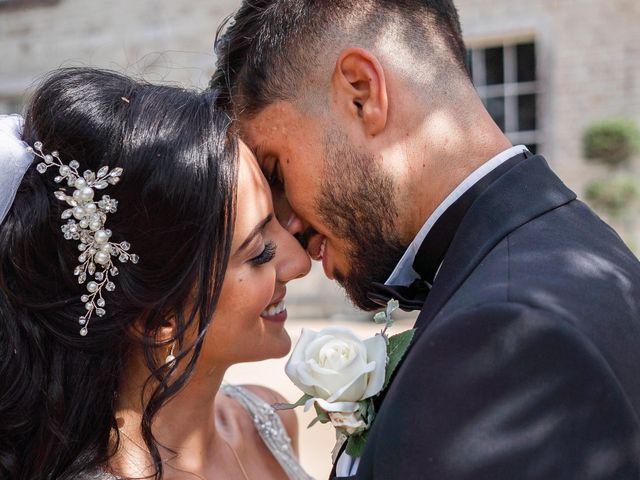 Sammi and Nina's Wedding in Alton, Hampshire 34