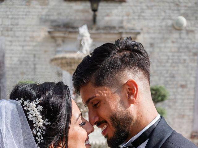 Sammi and Nina's Wedding in Alton, Hampshire 39