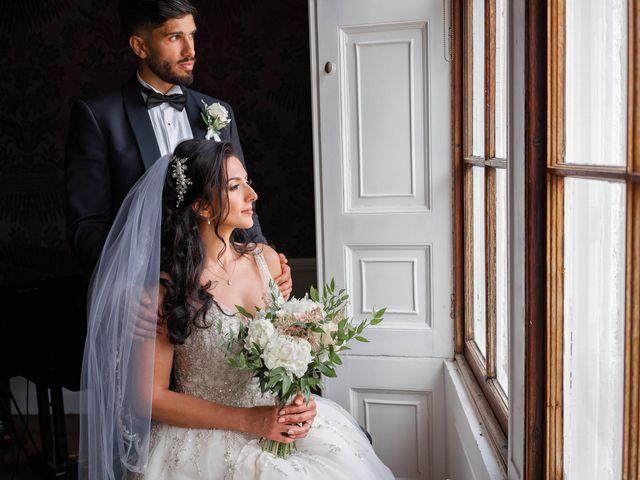Sammi and Nina's Wedding in Alton, Hampshire 42