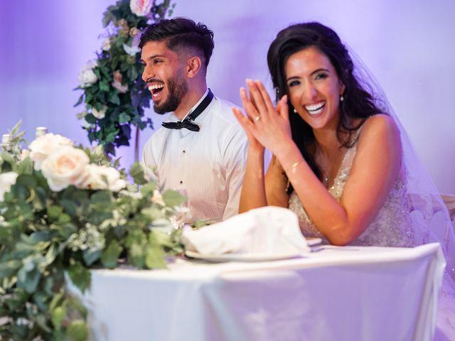 Sammi and Nina's Wedding in Alton, Hampshire 46