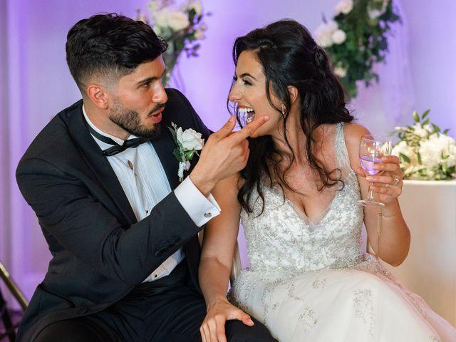 Sammi and Nina's Wedding in Alton, Hampshire 47