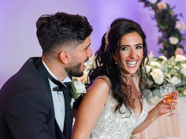 Sammi and Nina's Wedding in Alton, Hampshire 48