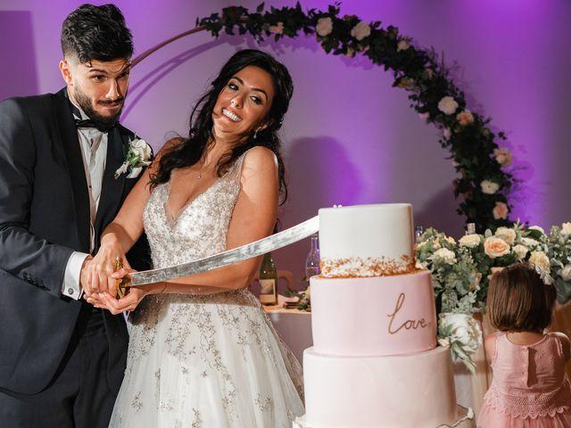Sammi and Nina's Wedding in Alton, Hampshire 49