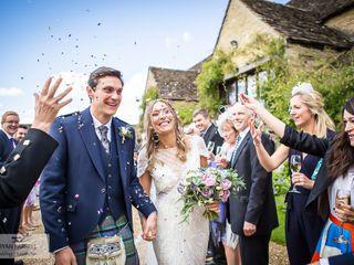 Alice & Ewan's wedding