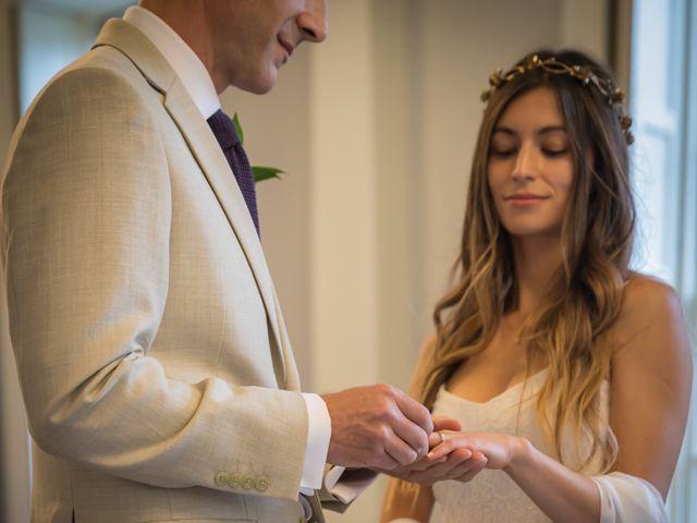 Selina & Troy's wedding