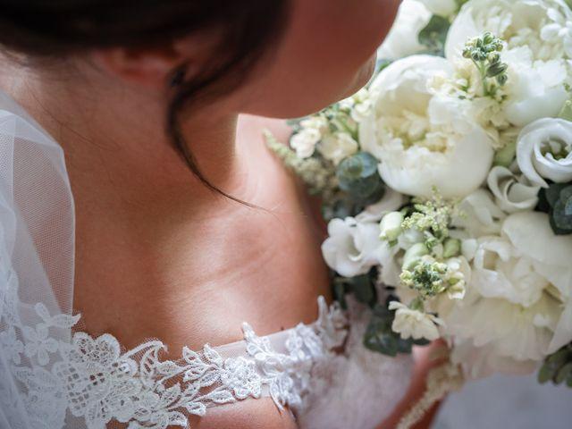 Andrew and Cora's Wedding in Elstree, Hertfordshire 13