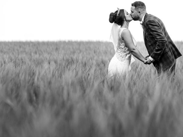 Andrew and Cora's Wedding in Elstree, Hertfordshire 28