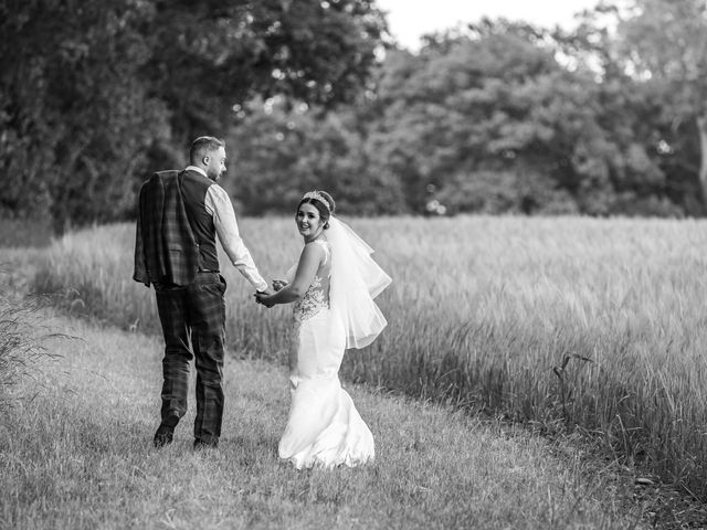 Andrew and Cora's Wedding in Elstree, Hertfordshire 30