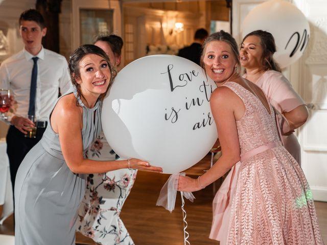 Andrew and Cora's Wedding in Elstree, Hertfordshire 32
