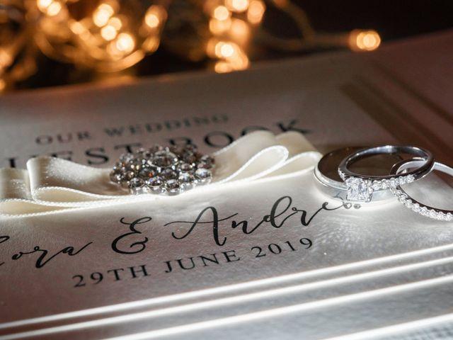 Andrew and Cora's Wedding in Elstree, Hertfordshire 33