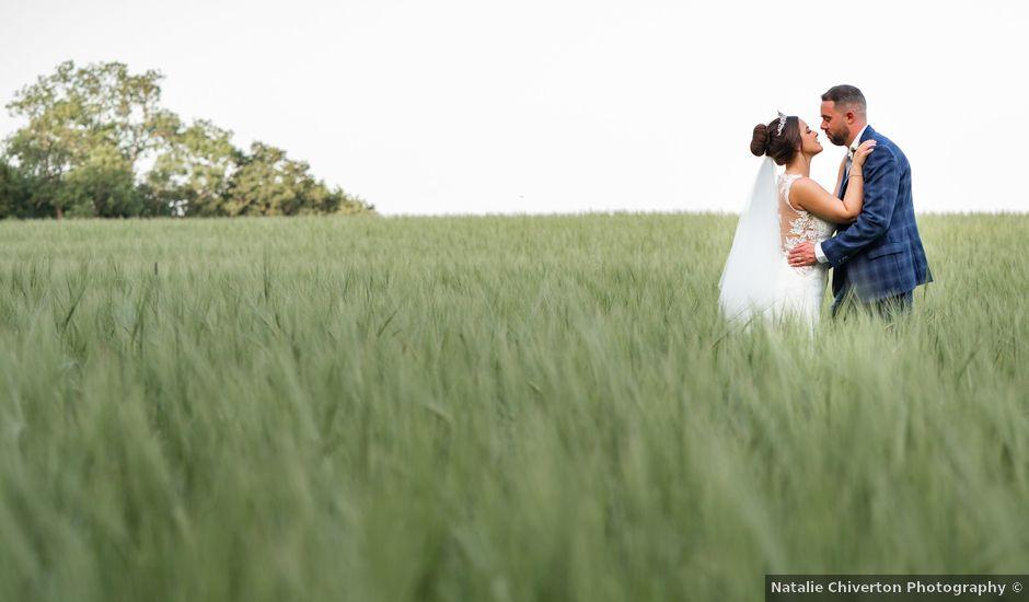 Andrew and Cora's Wedding in Elstree, Hertfordshire