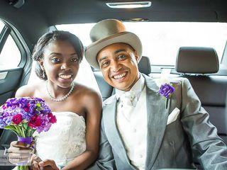 Precious & Jerald's wedding