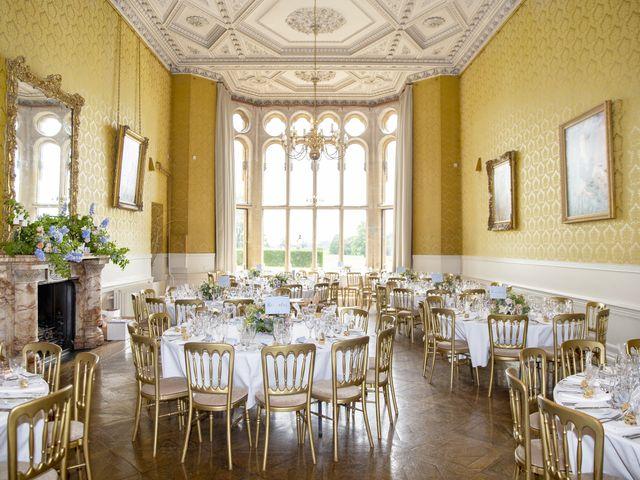 Imogen and Dan's Wedding in Chippenham, Wiltshire 4