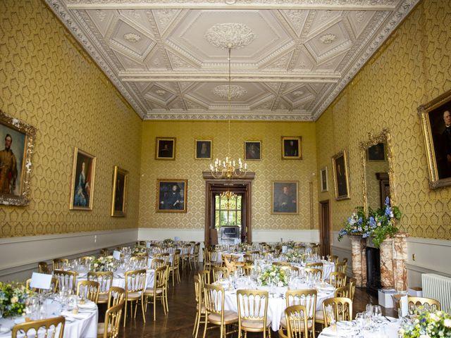 Imogen and Dan's Wedding in Chippenham, Wiltshire 5