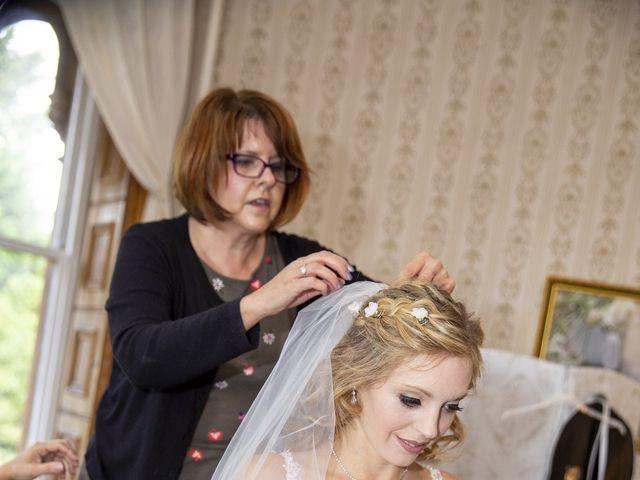 Imogen and Dan's Wedding in Chippenham, Wiltshire 9