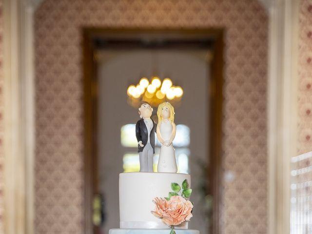 Imogen and Dan's Wedding in Chippenham, Wiltshire 12