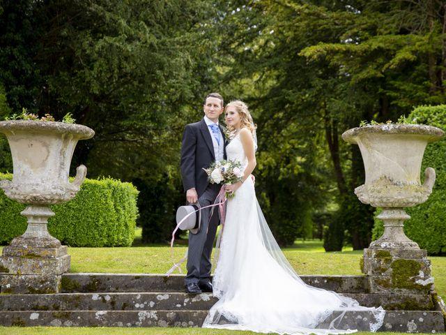 Imogen and Dan's Wedding in Chippenham, Wiltshire 14
