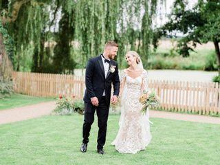 Rachel & Liam's wedding
