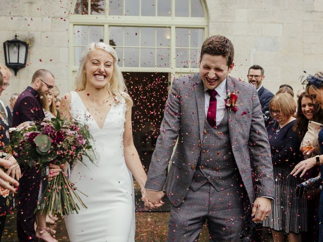 Jaye & Alex's wedding