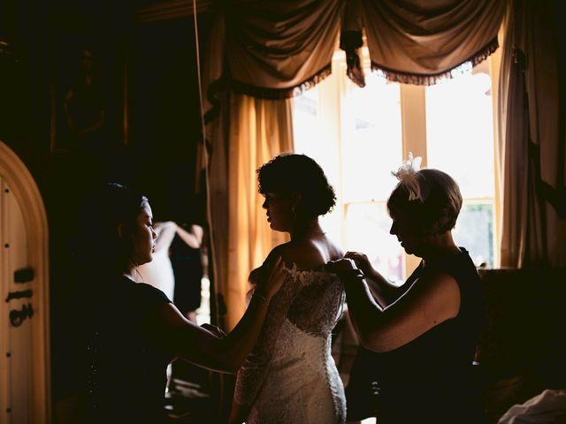 Sophie & James's wedding