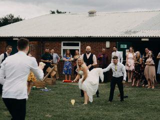 Sarah & Ben's wedding