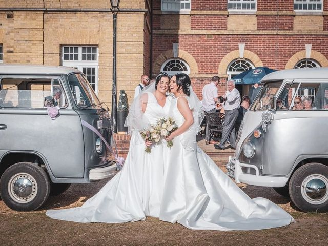 Amanda & Sam's wedding
