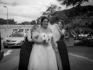 Darcie & Garry's wedding 3