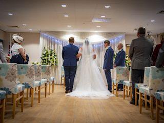 Darcie & Garry's wedding