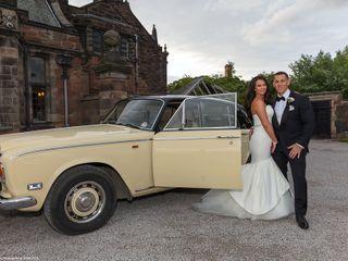 Laura & Marc's wedding