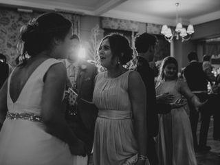 Amy & Pete's wedding
