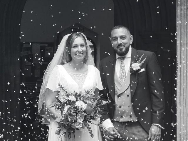 Adele & Faiz's wedding