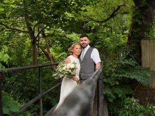 Megan & Danny's wedding