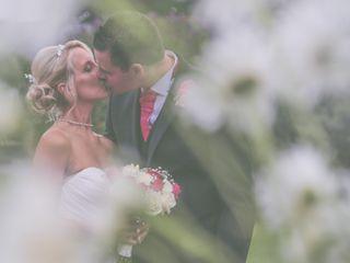 Donna & Dave's wedding