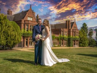 Cameron & Tanya's wedding
