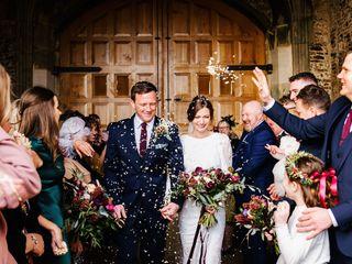 Hannah & Scott's wedding