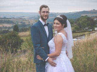 Becky & Lewis's wedding